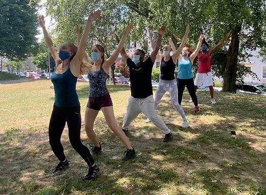 EXTENDED Outdoor Workshop: Full Body Fitness & Flexibility Training