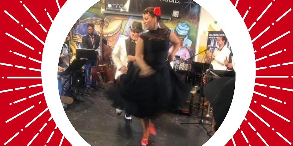Salsa Suelta with Amanda Cardona & MetaMovements!