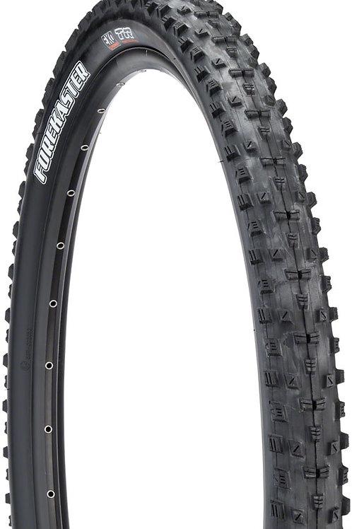 Maxxis Forekaster Tire - 27.5 x 2.35, Folding, Tubeless, Black, Dual, EXO