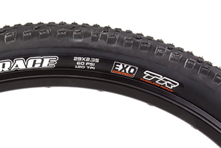 Maxxis Rekon Race Tire - 29 x 2.35, Folding, Tubeless, Black, Dual, EXO