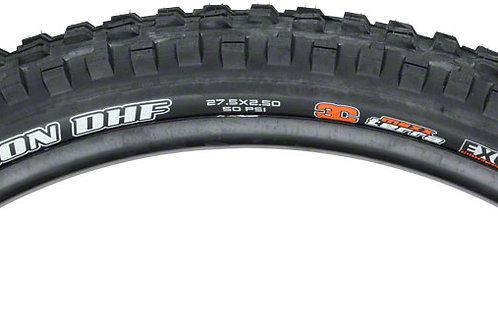 Maxxis Minion DHF Tire - 27.5 x 2.5, Folding, Tubeless, Black, 3C Maxx Terra, E