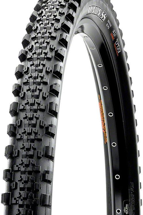 Maxxis Minion SS Tire - 29 x 2.3, Folding, Tubeless, Black, Dual, EXO