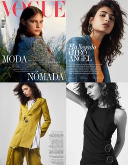 Vogue. Agosto 2018