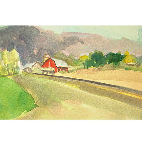 Kickapoo Valley Spring