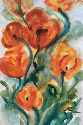 Vibrant and Poppy