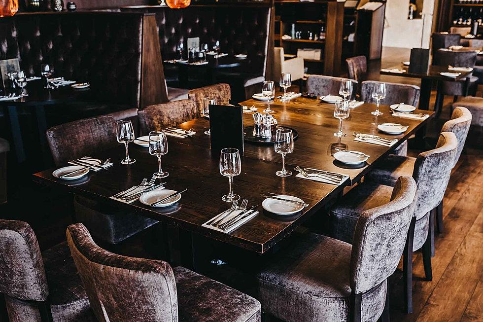 Fenwick Hotel Restaurant 1