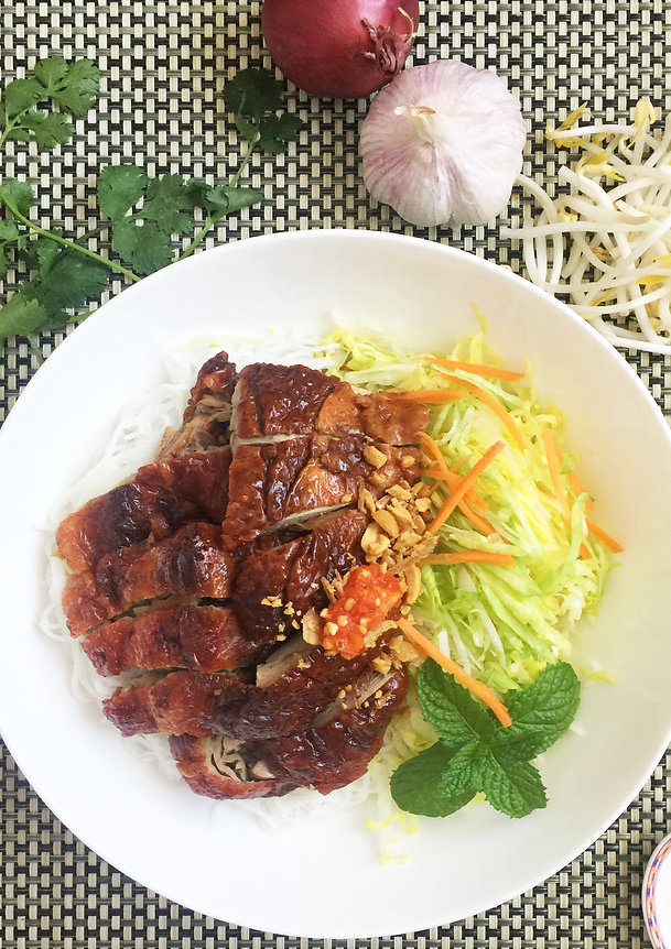 Entertainment Book Roast Duck Vermicelli