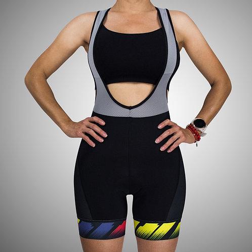 Lycra Ciclismo Elite Corta Tirantes - Femenino