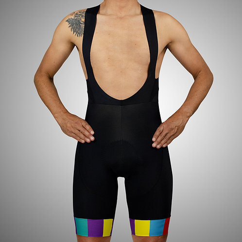 Lycra Ciclismo Performance Corta Tirantes - Masculino