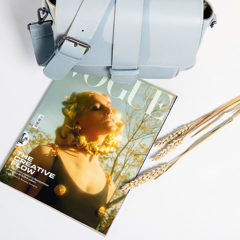 """Melitaea"" Ciel Cross-Body Bag"