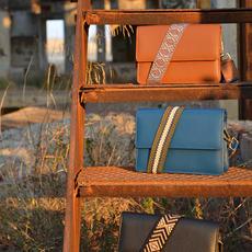 """Papilio"" Box Bags"