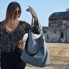 """Athena""  Bucket Bag"
