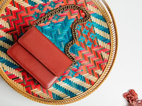 """""""Papilio"""" Ceramic Cross-Body Bag"""