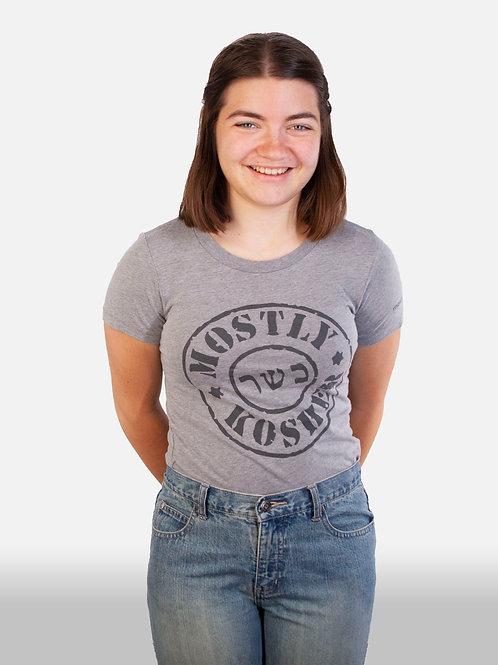 Mostly Kosher Women's T-Shirt