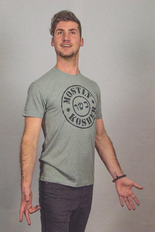 Mostly Kosher Mens T-Shirt