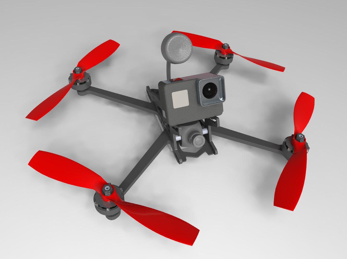 Long Range Drone Old