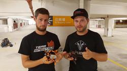 Team Spektrum FPV RotorX HK