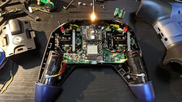 Custom Drone Controller