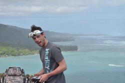 Flying Drones Cliff Hawaii