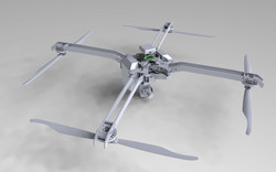 Long Flight Time Drone