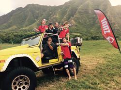 Team Canada Worlds Hawaii