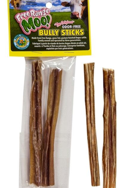"""5-6"""" Standard Bully Sticks 2 Pack"""