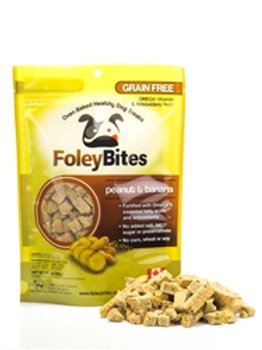 Foley Bites- Peanut Butter Banana Flavor