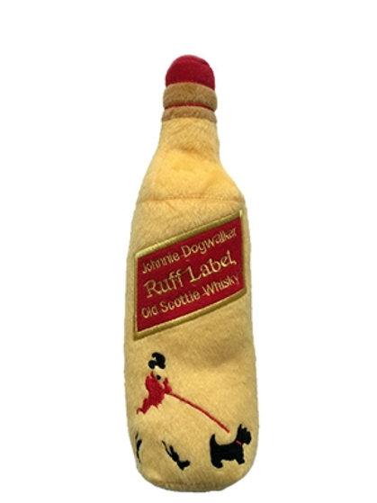 Johnnie Dogwalker Scottie Whisky Plush Toy