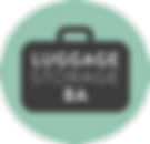 logo de luggage storage ba