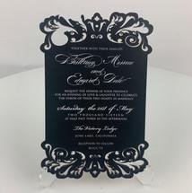 The Dale Wedding Invitation