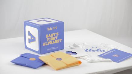 UA UCLA Baby Box
