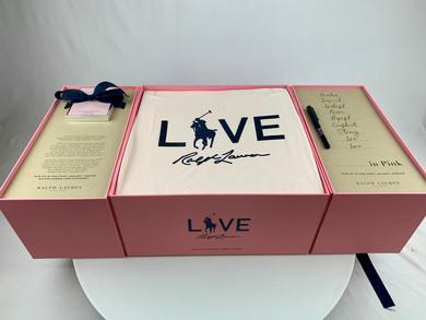 Ralph Lauren Together in Pink Box