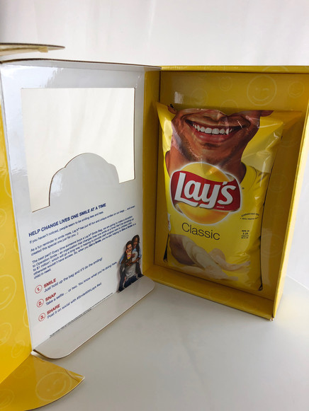 Lays Smile Box