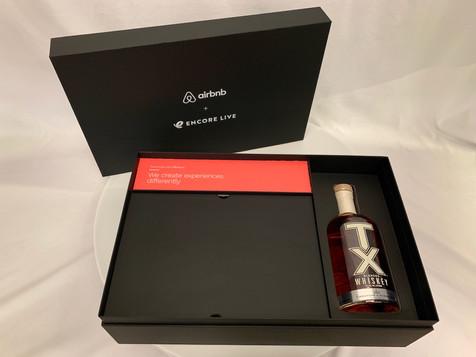 Airbnb & Encore Live Box