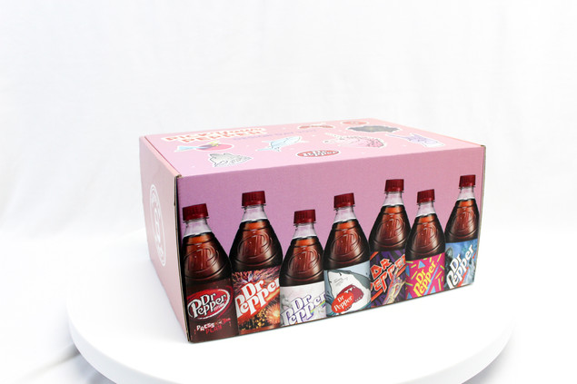 Dr Pepper Pick Your Pepper Pack