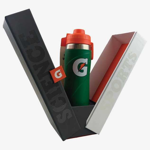 Science & Sports Bottle