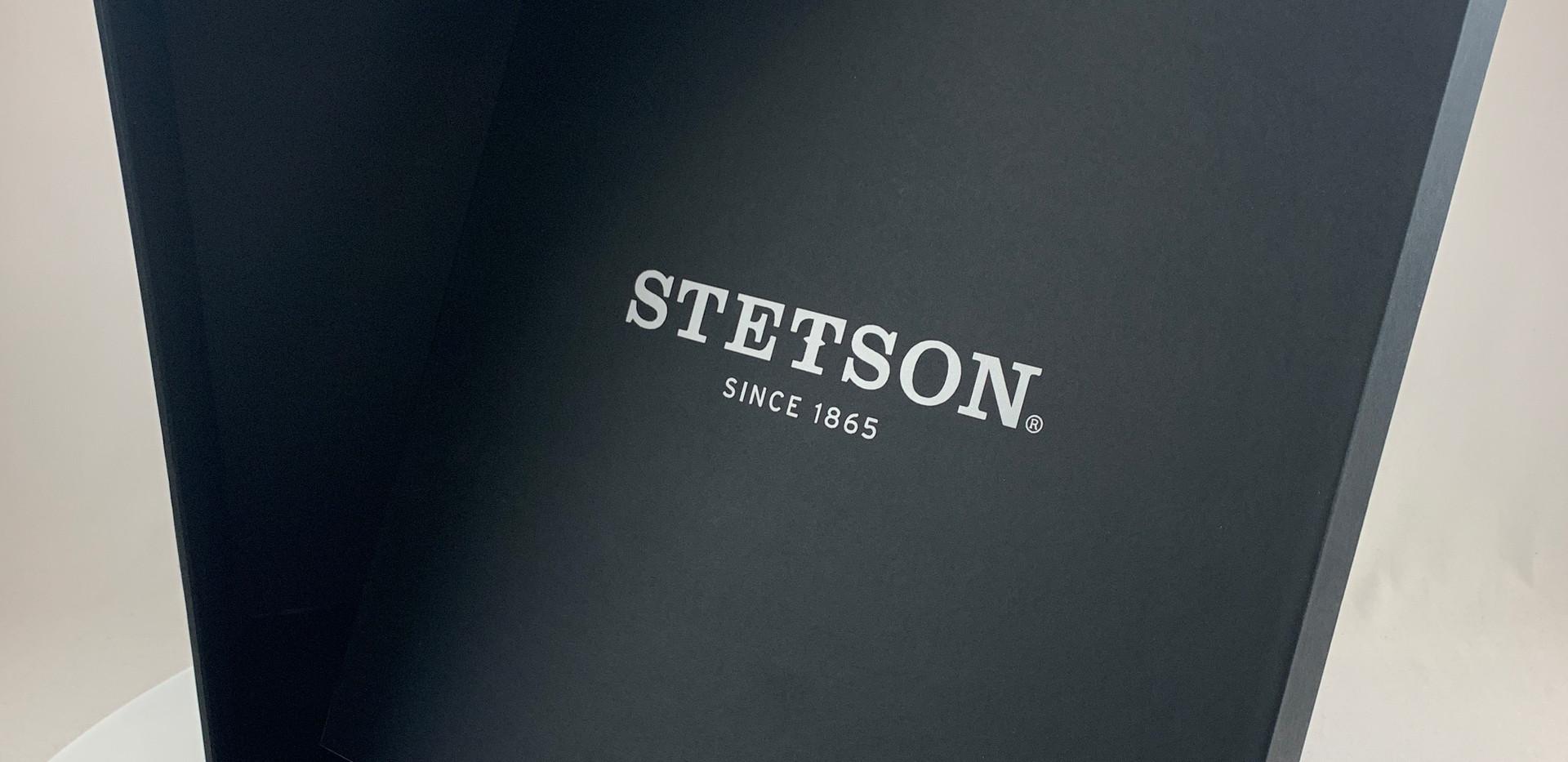 Stetson Custom Hat Box