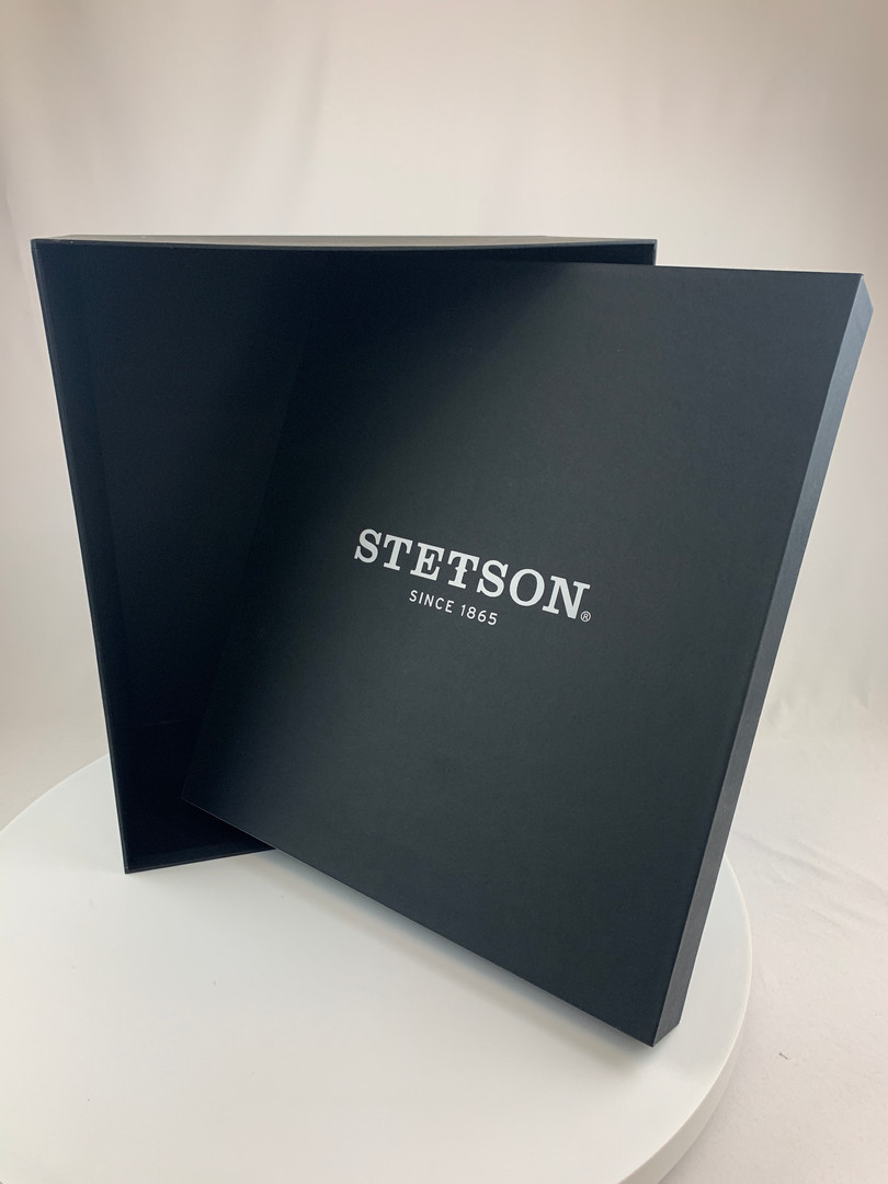 Custom Stetson Hat Box for Lil Nas X Old Town Road
