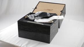 UA Steph Curry Cigar Box
