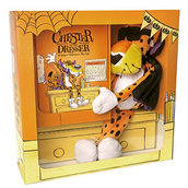 Chester on the Dresser