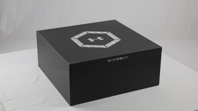 UA Tom Brady Sleep Wear Launch