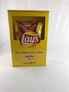 Lays Smile Campaign