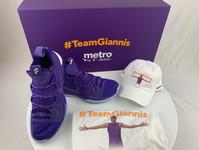 Team Giannis Box