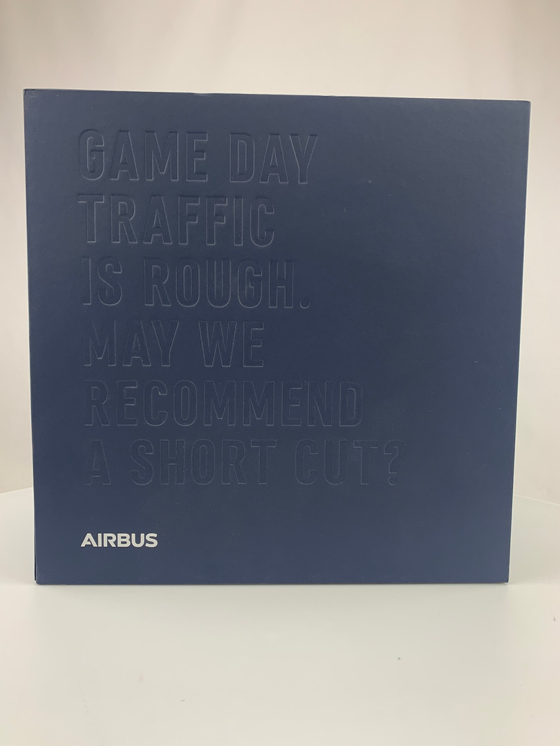 Airbus Cowboys Box