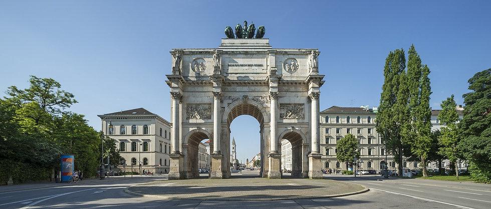 München_Siegestor