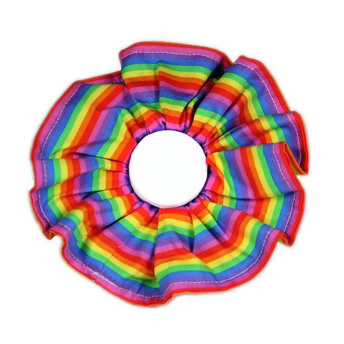 Rainbow - Scrunchie