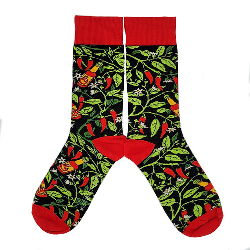 Hot Sauce - Socks