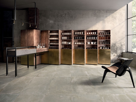 Cocoon - Large Format Tiles available at TFS Hinckley.