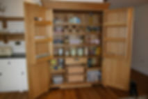 Solid Oak Pantry.jpg
