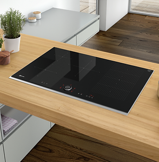 N 70, INDUCTION HOB, 80 CM, BLACK T58TT20N0
